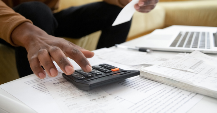 calculating invoice payments