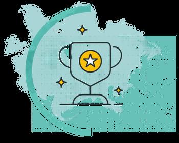 Memcom awards icon