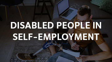 Self-employed for the disabled hub image