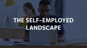 Self-employed landscape hub image