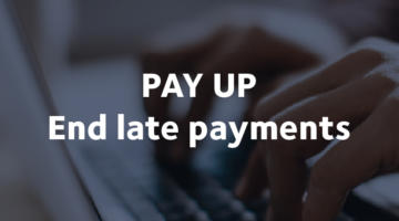 End late payment