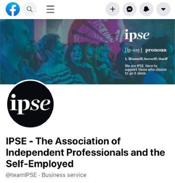 IPSE on Facebook