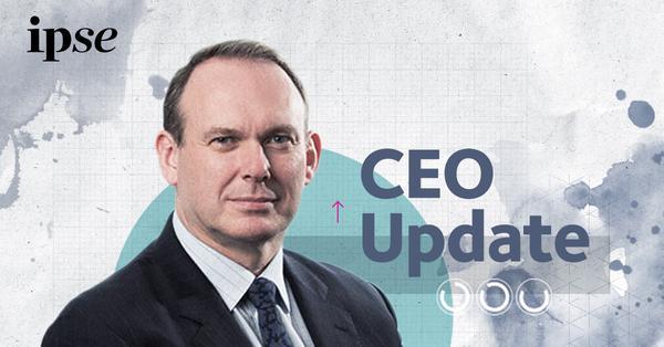 CEO update from Derek