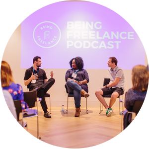 National Freelancers Day Live Podcast