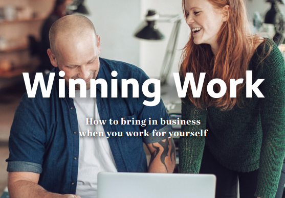 Winning Work Front Cover