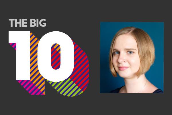 The Big Ten with Sarah Graham