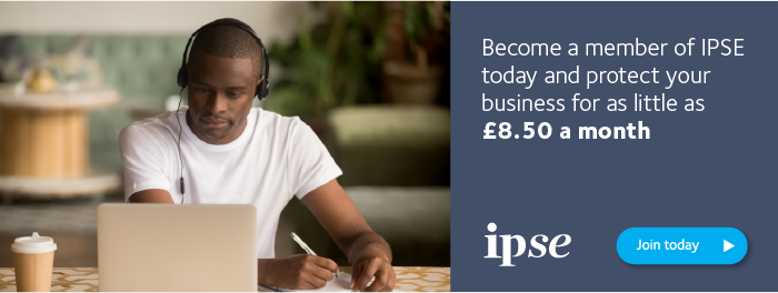 Join IPSE today from as little as £8.50 a month