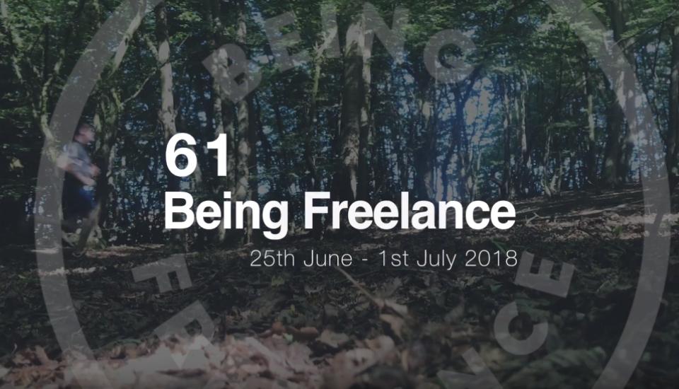 Being Freelance Vlog